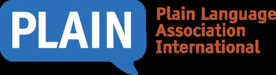 PLAIN Language logo