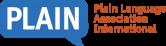 new PLAIN logo