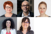 profile pictures of new Board members