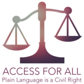 Access for All Conference logo